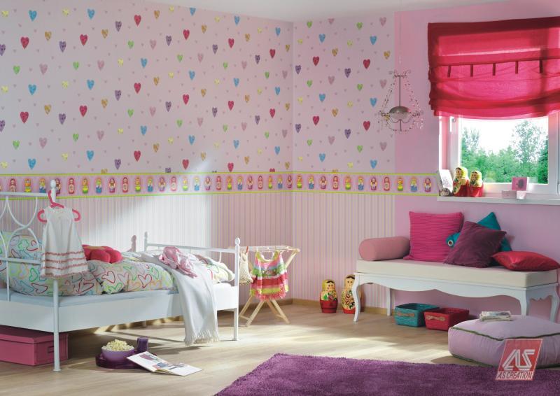 Tapeta na stěnu do dětského pokoje