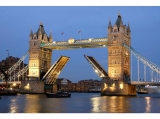Dimex fototapeta MS-5-0021 Tower Bridge v noci 375 x 250 cm