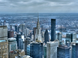 Fototapeta AG Design NY City FT 1422| 360 x 270 cm