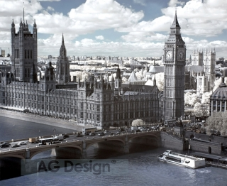 Fototapeta AG Design London FTN 1139| 330 x 270 cm