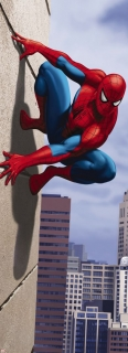 Fototapeta KOMAR Spider-Man 90 Degree 1-442