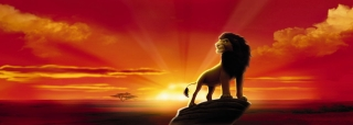 Fototapeta KOMAR The Lion King 1-418