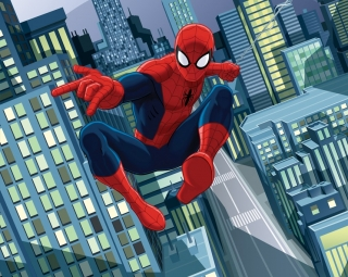 Fototapeta Walltastic Spiderman | 304,8 x 243,8 cm